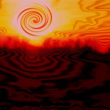 The Sun by EMICHELX