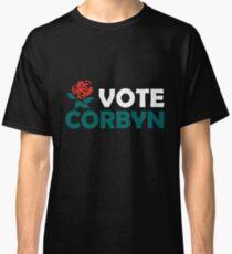Vote Corbyn Classic T-Shirt
