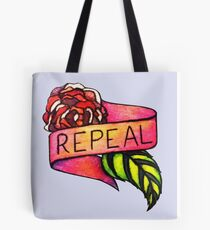 BANNER FOR REPEAL Tote Bag