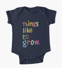 Things Like to Grow Kids Clothes