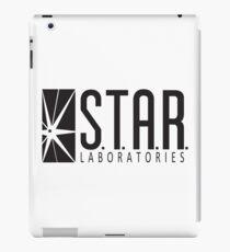 STAR Labs iPad Case/Skin