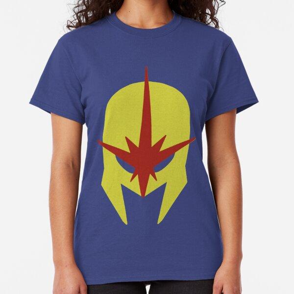 UMvC3 Nova Helmet Classic T-Shirt