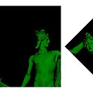 Perseus Triumphant by FakeFate