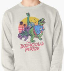 The Bodacious Period Pullover