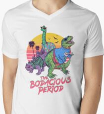 The Bodacious Period Men's V-Neck T-Shirt