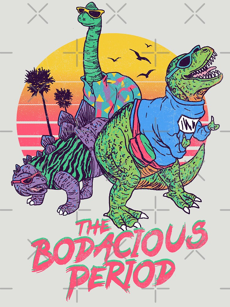 The Bodacious Period | Unisex T-Shirt