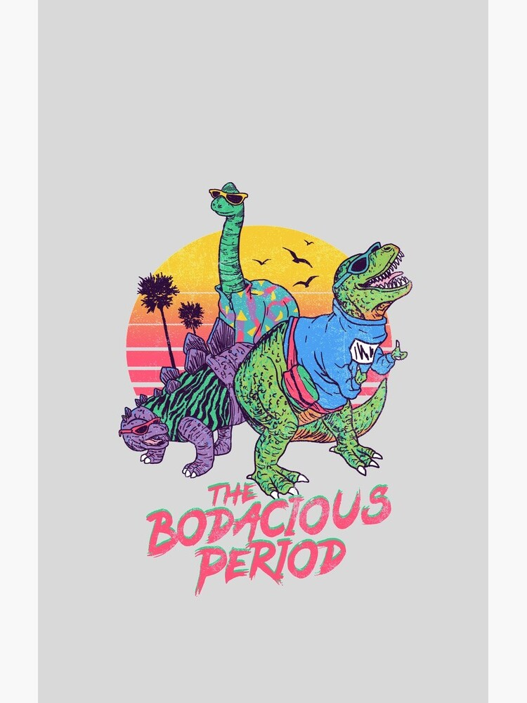 The Bodacious Period by wytrab8
