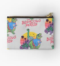 The Bodacious Period Zipper Pouch