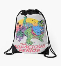 The Bodacious Period Drawstring Bag