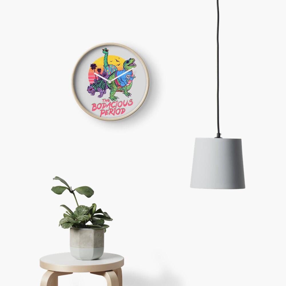 The Bodacious Period Clock