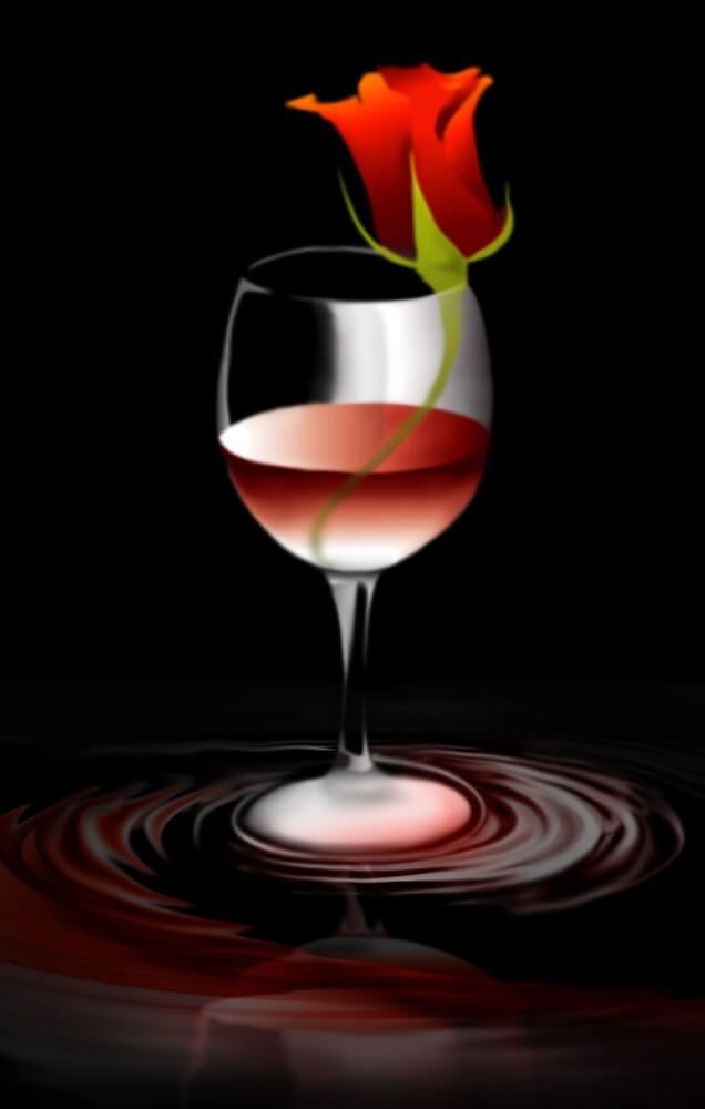 Wine&Rose by Cliff Vestergaard