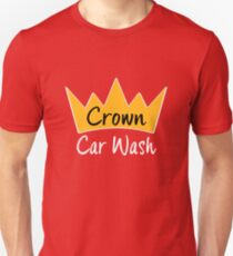 Silicon Valley Crown Car Wash T-shirt T-Shirt