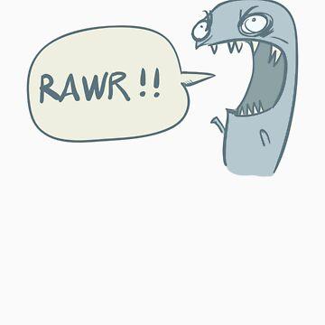 RAWR!! by pauk