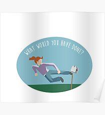 Gayle Mailbox Poster
