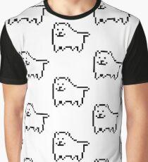 undertale - annoying dog Graphic T-Shirt