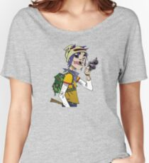 Gorillaz - 2-D Women's Relaxed Fit T-Shirt
