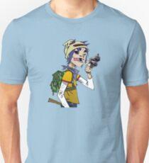Gorillaz - 2-D T-Shirt