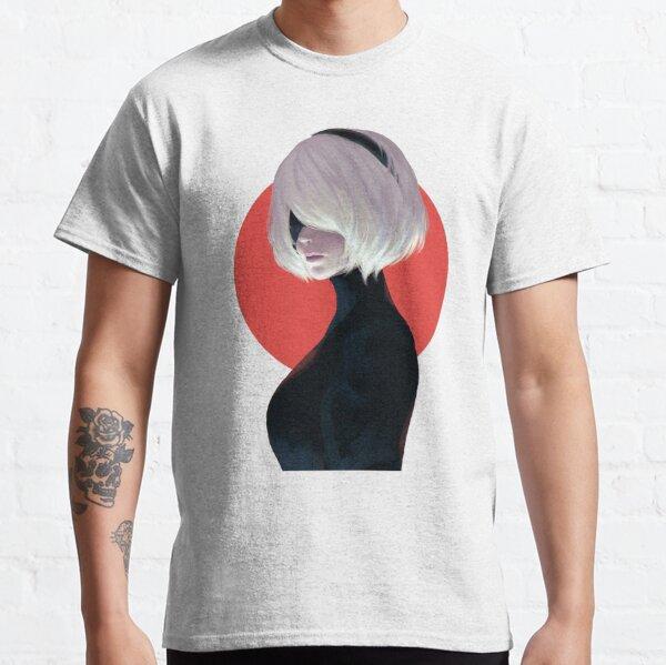 Nier automata 2B T-shirt classique