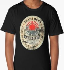 japanese beer Long T-Shirt