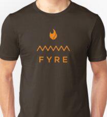 Fyre Festival Unisex T-Shirt