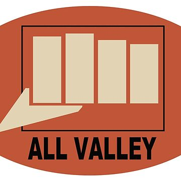 All Valley Fist by MightyFineGoods