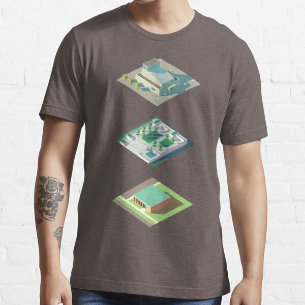 Three Centennial Projects #1 Essential T-Shirt