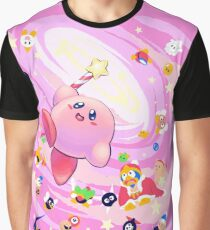 Kirby's Dreamy Adventure Graphic T-Shirt