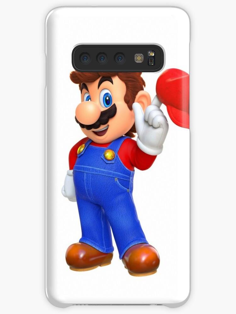 Super Mario Odyssey Case Skin For Samsung Galaxy By Nerdymerch