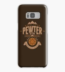 Pewter Gym Samsung Galaxy Case/Skin