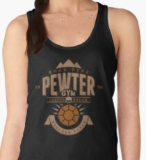 Pewter Gym Women's Tank Top