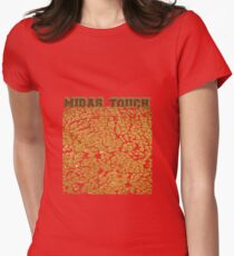 Midas touch Women's Fitted T-Shirt
