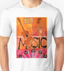 MUSIC Makes Me Wanna Dance T-Shirt