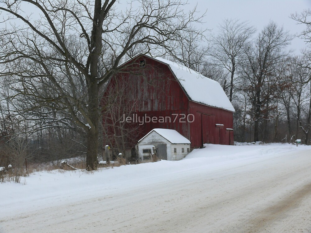 The Great American Barn by Jellybean720