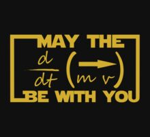 May the Equation be with you | Unisex T-Shirt