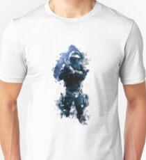 Rainbow Six Siege Doc Watercolor Painting Unisex T-Shirt
