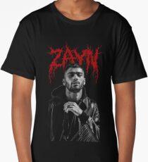 Zayn Malik band tee Long T-Shirt