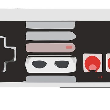 Nes Controller by Warnunk
