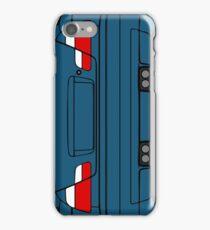 Wide E46 Topaz Blue iPhone Case/Skin