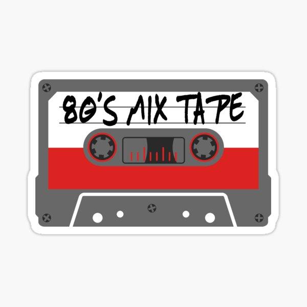 80er Jahre Sticker