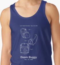 Doom Buggy Patent Tank Top