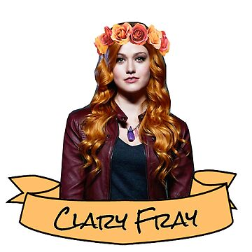 clary flower crown sticker by lunalovebad