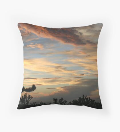 Cima Sky 2 Throw Pillow