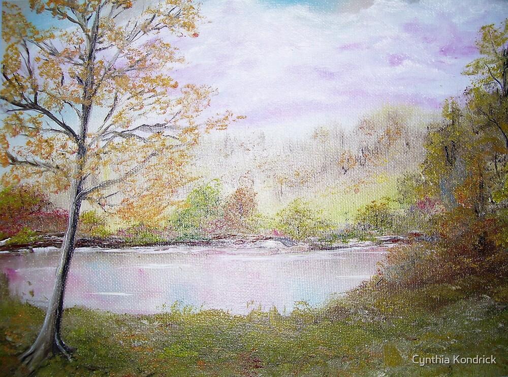 Country dreamin by Cynthia Kondrick