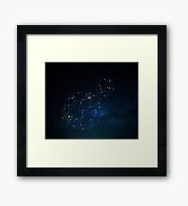 Star Signs Framed Print