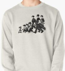 Gohan through the Ages Pullover