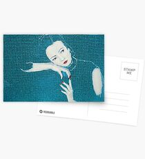Anna May Wong 2 Postcards