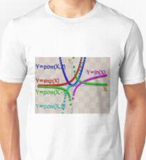 Graphing: POV RAY CGI! T-Shirt