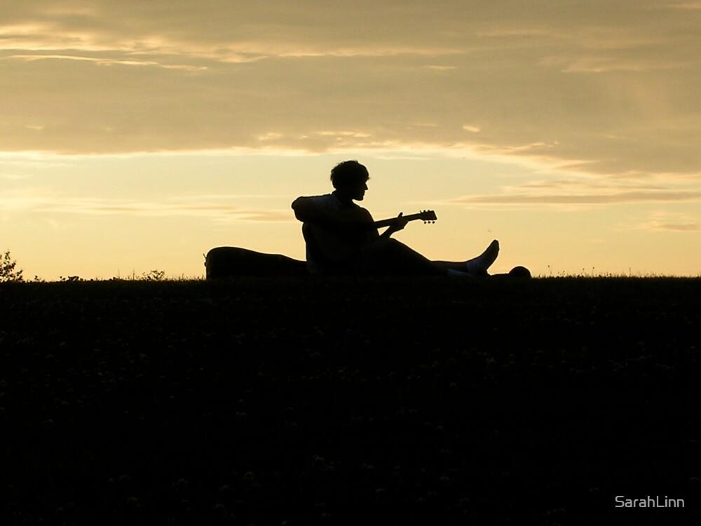 The Music of Sunset by SarahLinn