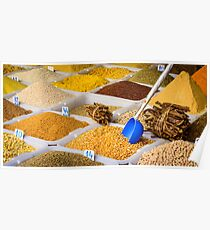 Cooking Spices Poster