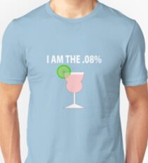 I am the 0.08% T-Shirt